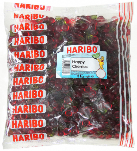 Q5 HARIBO HAPPY CHERRIES 3kg